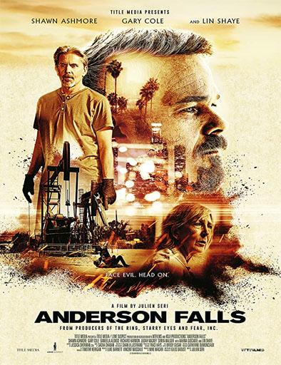 Poster de Anderson Falls
