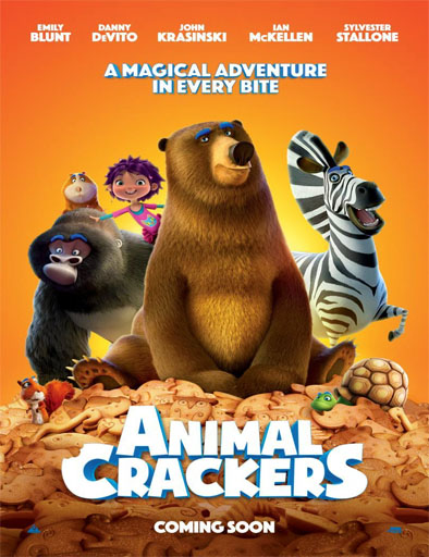 Poster de Animal Crackers (Galletas de animalitos)