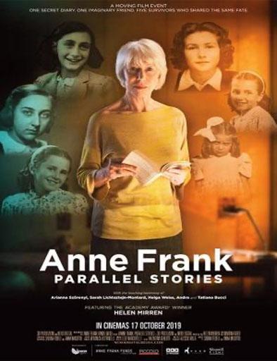 Poster de #Anne Frank Parallel Stories