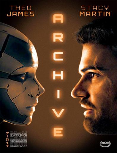 Poster de Archive
