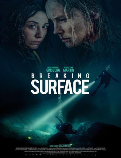 Poster de Breaking Surface