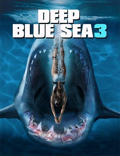 Poster de Deep Blue Sea 3