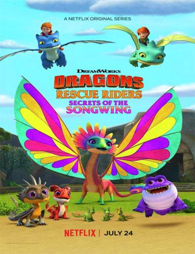 Poster de Dragones: Equipo de rescate: Secretos de un ala musica