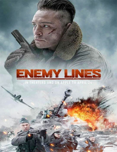 Poster de Enemy Lines