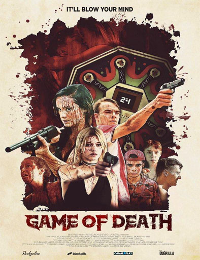 Poster de Game of Death