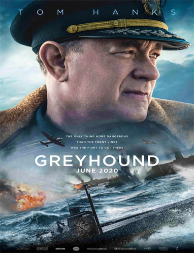 Poster de Greyhound: En la mira del enemigo