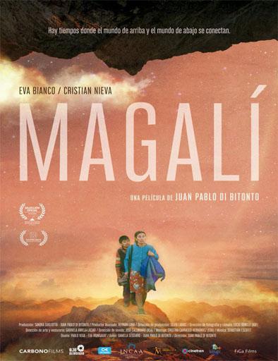Poster de Magali