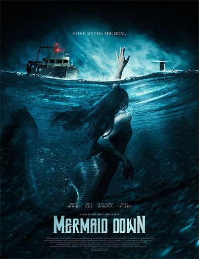 Poster de Mermaid Down