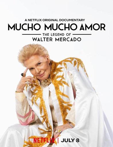 Poster de Mucho mucho amor: La leyenda de Walter Mercado