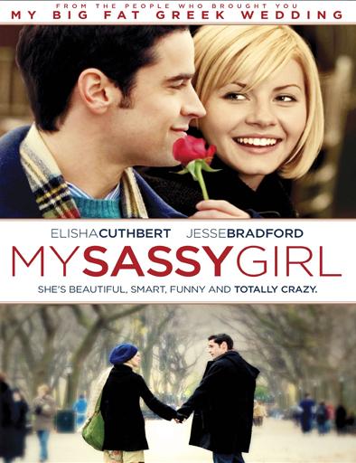Poster de My Sassy Girl (Una chica fuera de serie)