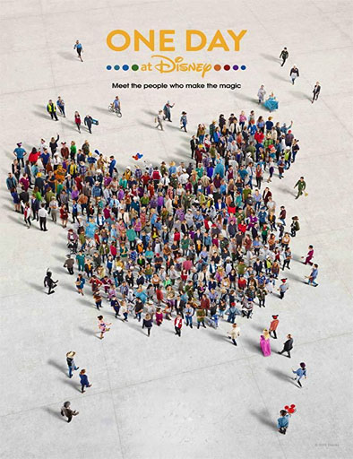Poster de One Day at Disney