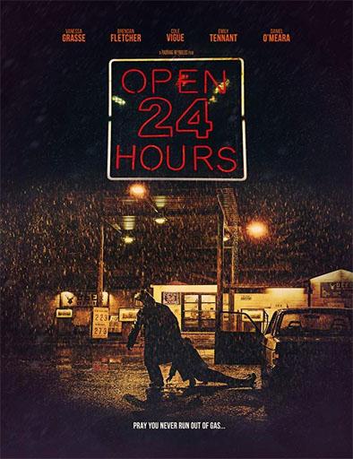 Poster de Open 24 Hours