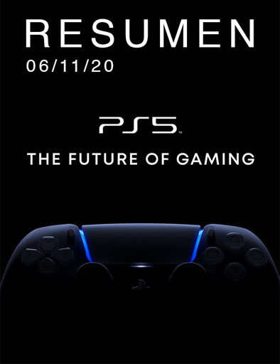 Poster de PS5 - The Future of Gaming