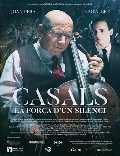 Poster de Pau, la força d'un silenci