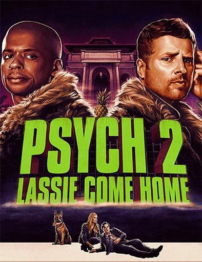 Poster de Psych 2: Lassie Come Home