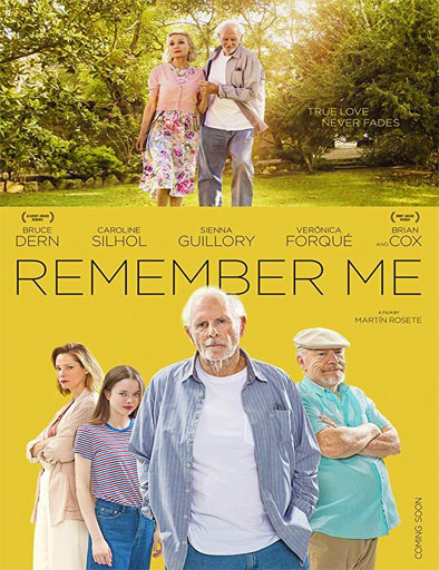Poster de Remember Me