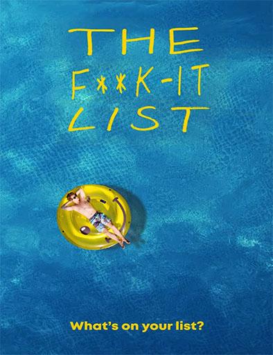 Poster de The F**k-It List