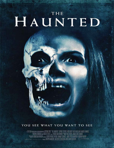 Poster de The Haunted