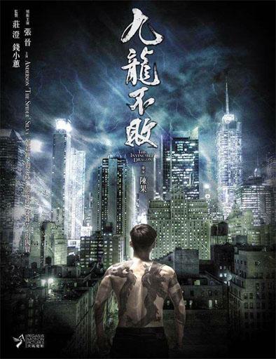 Poster de The Invincible Dragon (El dragón invencible)