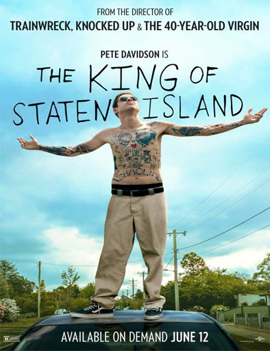 Poster de The King of Staten Island