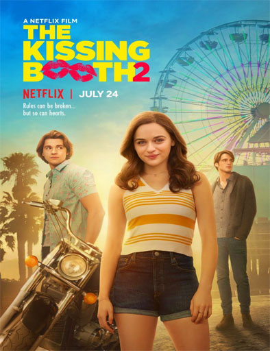 Poster de The Kissing Booth 2 (El stand de los besos 2)