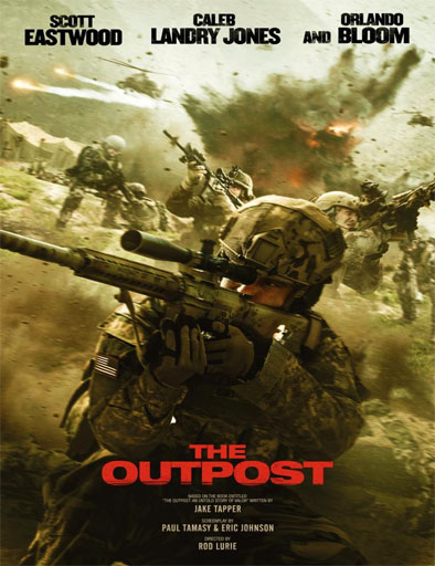 Poster de The Outpost