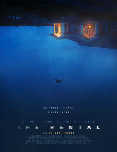 Poster de The Rental