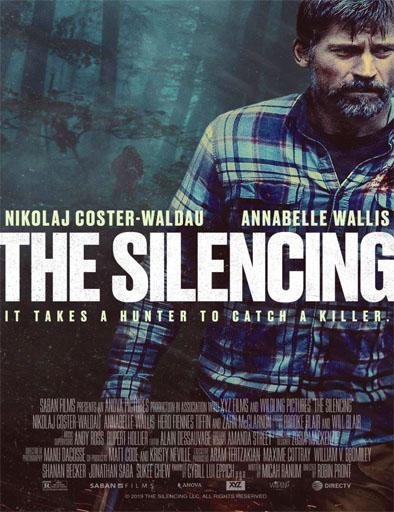 Poster de The Silencing