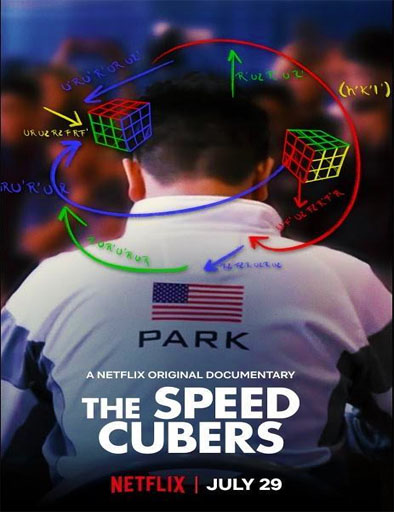 Poster de The Speed Cubers (Los speedcubers)