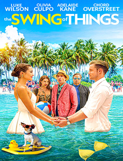 Poster de The Swing of Things
