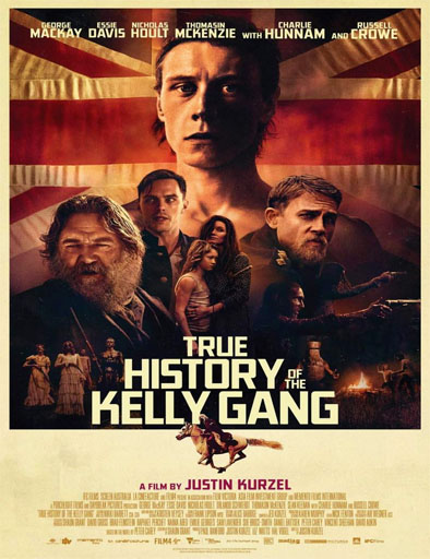 Poster de True History of the Kelly Gang