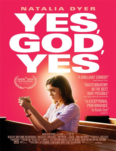 Poster de Yes, God, Yes