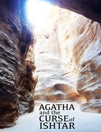 Poster de Agatha and the Curse of Ishtar