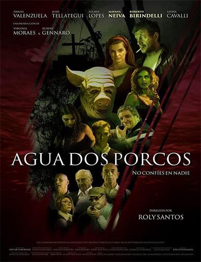 Poster de Agua dos Porcos