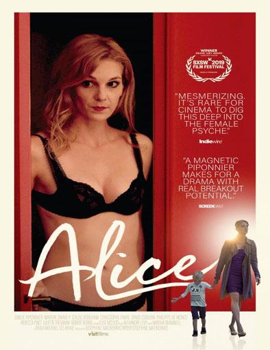 Poster de Alice