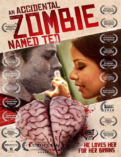Poster de An Accidental Zombie (Named Ted)