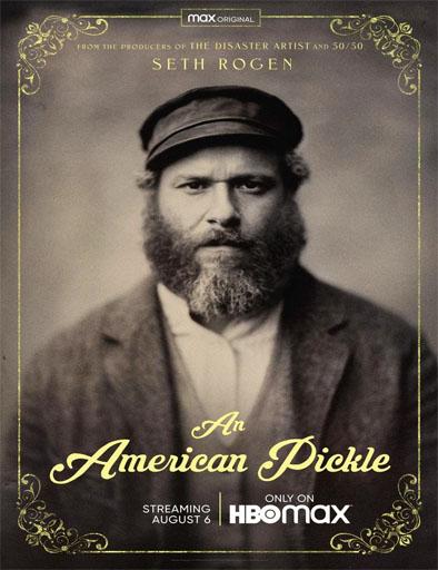 Poster de An American Pickle