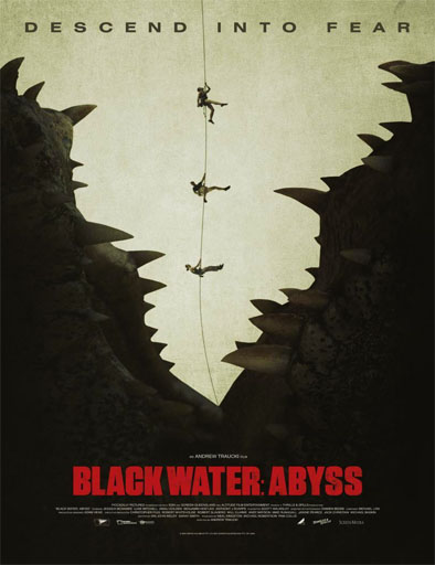 Poster de Black Water: Abyss