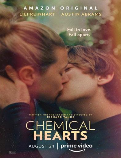Poster de Chemical Hearts (Efectos colaterales del amor)