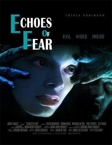 Poster de Echoes of Fear