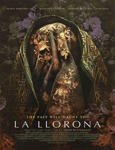 Poster de La llorona