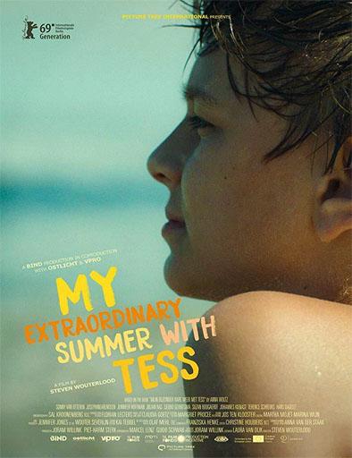 Poster de My Extraordinary Summer with Tess