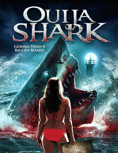 Poster de Ouija Shark