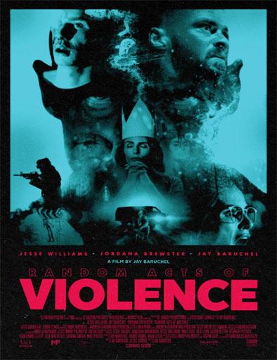 Poster de Random Acts of Violence