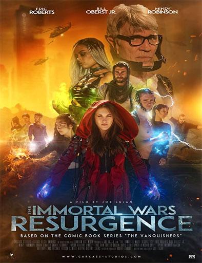 Poster de The Immortal Wars: Resurgence