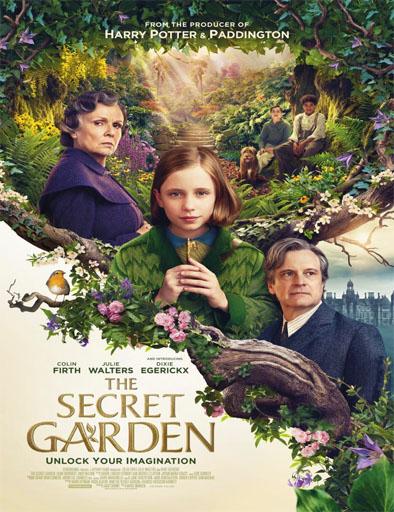 Poster de The Secret Garden (El jardín secreto)