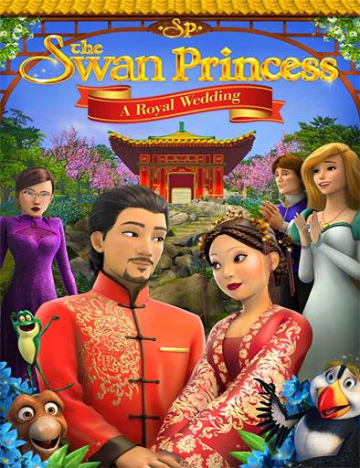 Poster de The Swan Princess: A Royal Wedding