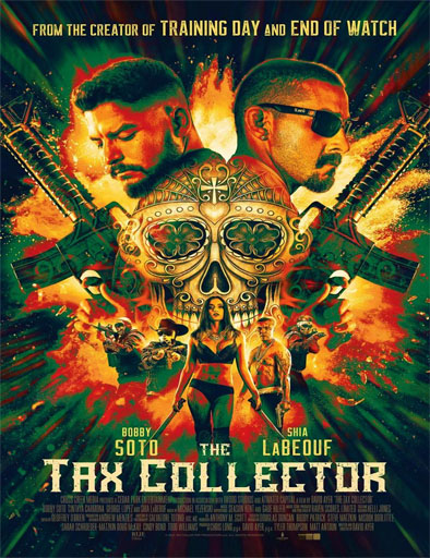 Poster de The Tax Collector
