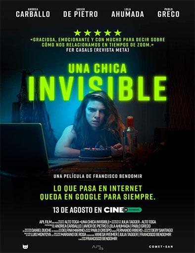 Ver Una Chica Invisible 2020 Online