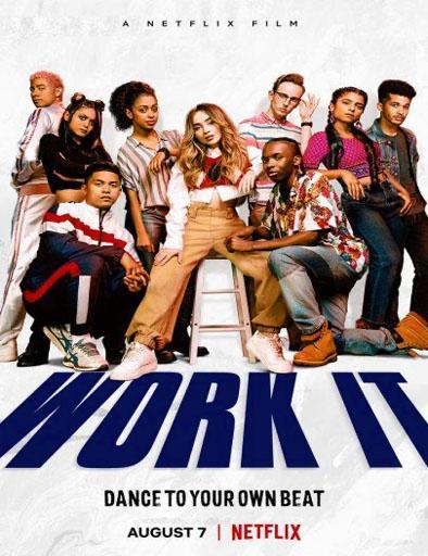 Poster de Work It: Al ritmo de los sueños